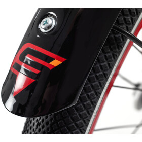 s'cool chiX 24 3-S alloy White/Red